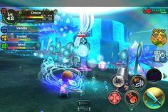 縦持ちと横持ちで変わる操作感&本格3Dゲームもこなす新型UIを搭載。アエリアのスマートフォン向け新作タイトル「Klee~月ノ雫舞う街より~」プレイレポート - 4Gamer.net