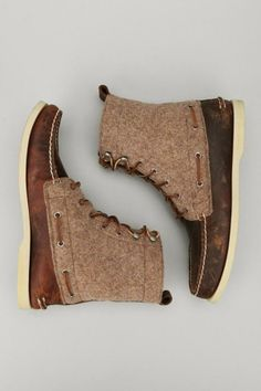 Sperry top sider boots fashion trend
