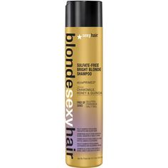 Blonde Sexy Hair Bright Blonde Sulfate-Free Violet Shampoo