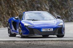 2015 McLaren 650s Design and Style