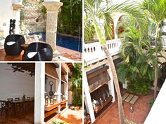 Hotel Quadrifolio, Pool and Garden, Cartagena, Kolumbien, Kolumbien - Cartagena verzaubert.