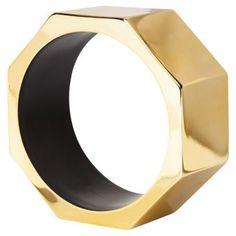 Nate Berkus Decorative Oversized Nut Figural - Gold #home #decor