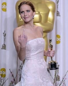 Reasons to love Jennifer Lawrence