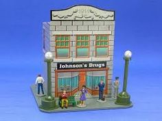 Image result for paper buildings models