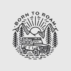 Cute Tattoos And Body Art celtic tattoo designs Line Art, Adventure Quotes, Adventure Jeep, Adventure Travel, Future Tattoos, Oeuvre D'art, Art Drawings, Logo Design, Design Art