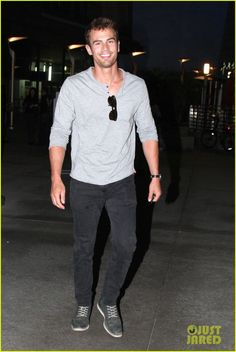 Theo James FOUR from divergent