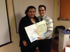 Felicitaciones Teresa Carmona!!!