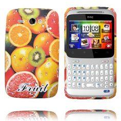 Fersk Fruit (Frukt - Kiwi Center) HTC ChaCha Deksel