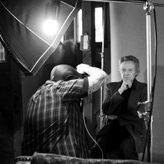 @rickwenner here for this weeks Phase One Instagram Takeover! Im a New York based portrait photographer mainly working in editorial and advertising. Check out more of my work at www.rickwenner.com As mentioned before I was on assignment to photograph Christopher Walken for @observer. Heres a behind the scenes from the shoot. XF body IQ350 back Schneider 80mm LS lens #phaseone #phaseonephoto #proimaging #mediumformat #christopherwalken #schneiderkreuznach #lenses #IQ350 #blackandwhite…
