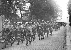 NL 1940(195) Band Of Brothers, Armed Forces, World War Two, Troops, Ww2, Denmark, Belgium, Norway, Netherlands
