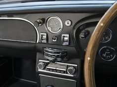 1964 ASTON MARTIN DB5 Silver Birch with Black Leather