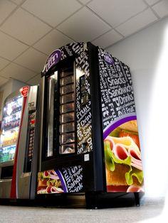Sandwich Vending Design