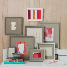Gallery Frames 13inch square silver $29