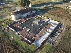 La Bitácora de Jenri: Finalizan las actuaciones arqueológicas en la domus romana de Turóbriga, en Aroche (Huelva)