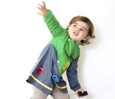 Baby uniforme Escuela Infantil Carcajada
