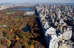 Upper East Side (of Central Park)
