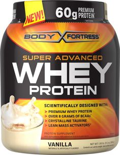 Body Fortress Whey Protein Powder .