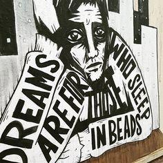 Street Art Find in Lisbon Portugal vegantravel