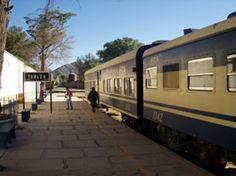 How to travel by train in Central & South America