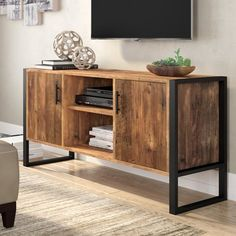 Shop a great selection of Rochester TV Stand TVs 65 Trent Austin Design. Find new offer and Similar products for Rochester TV Stand TVs 65 Trent Austin Design. Solid Wood Cabinets, Tv Cabinets, Living Room Furniture, Home Furniture, Furniture Dolly, Furniture Online, Tv Stand Set, Solid Wood Tv Stand, Muebles Living