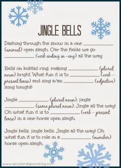 Christmas+Carol+Mad+Libs+Printable