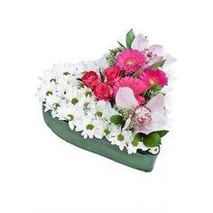 "bulgaria Flowers - Heart of Flowers ""Aromatic"" $65.99"
