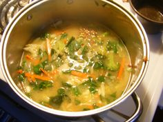 """Alicia's Magical Healing Soup from """"The Kind Diet"""""""