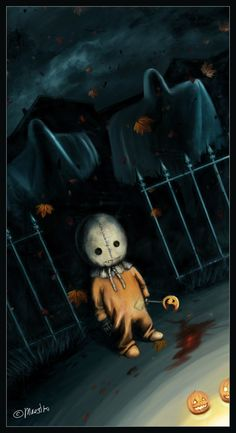 Trick r Treat love this movie