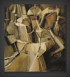 Marcel Duchamp: The Passage from Virgin to Bride 1912