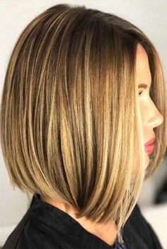 Sleek Bob Hairstyles Picture 3