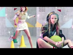 ▶ Fashion Story: Glam and sporty by Craig McDean - YouTube