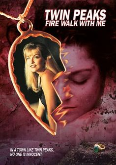 Twin Peaks: Fire Walk with Me US poster