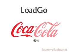 LoadGo – jQuery Progress Bar with Your Images #progress #loading #jQuery #progressbar #loadingbar #logo #opacity