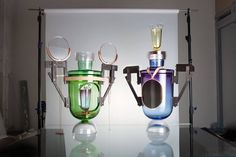 design, glass, art, Umprum, Prague, Tadeáš Podracký