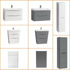 Bathroom Vanity Unit Cabinet Furniture Toilet Basin Sink Wall Hung Storage · $188.95 Toilet Vanity Unit, Freestanding Vanity Unit, Bathroom Vanity Units, Vanity Basin, Basin Sink, Cabinet Furniture, Furniture Sets, Cupboard, The Unit