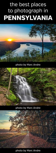 The Best Places to Photograph in Pennsylvania
