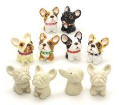 polymer clay french bulldog - Google Search