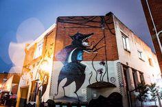 Wolf Lane - Perth, WA