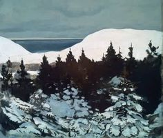 Maine Coast, Winter 1909 Rockwell Kent (American, American) Dimensions x cm x 44 in.) Accession Number Medium or Technique Oil on canvas Melvin Blake and Frank Purnell Gallery, Museum of Fine Arts, Boston Rockwell Kent, Winter Painting, Oil Painting For Sale, Monhegan Island, Kunsthistorisches Museum, Maine New England, Boston Museums, Paintings I Love, Snow