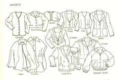 Vintage Coat styles #mylittlegeneralstore