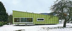 Strohhaus Eschenz by Felix Jerusalem
