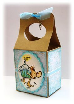 Whiff of Joy - Tutorials & Inspiration: Gable Box Milk Box, Gable Boxes, Gift Box Packaging, Craft Box, Looks Cool, Mini Books, Little Gifts, Diy Gifts, Craft Projects