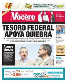 Edición 29 de Julio 2015  El Vocero de Puerto Rico