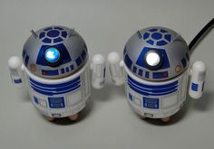 Projector Dome (Robots Android/R2-D2)