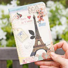 Notebooks : Notebook Paris Je T'aime