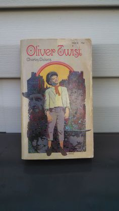 Vintage Edition of Oliver Twist by Charles by CollectorsAgency