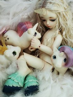 SOOM Beyla. *sigh* My very first doll love, I will own her someday...