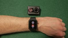 Xiaomi Yi Action Camera can be controlled via the Apple Watch. Find out how to pair them and which functions are available to date: Apple Watch Apps, Best Settings, Camera Apps, Used Cameras, Thing 1, Bluetooth Remote, Home Camera, Waterproof Camera, Capture Photo