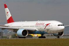 Lufthansa to invest in Austrian Airlines fleet Aviation News, Boeing 777, Shanghai, Investing, Aircraft, Vehicles, 100m, Airplanes, Vienna
