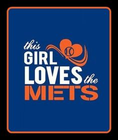 This Girl Loves Her Mets New York Mets Baseball, Baseball Art, My Mets, Lets Go Mets, America's Favorite Pastime, Mike Piazza, Yankees Fan, Sports Memes, New England Patriots